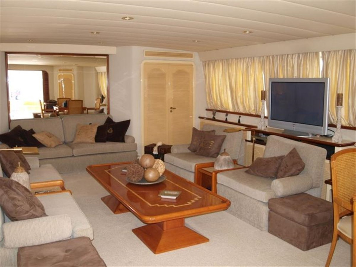 PARADIS yacht for sale