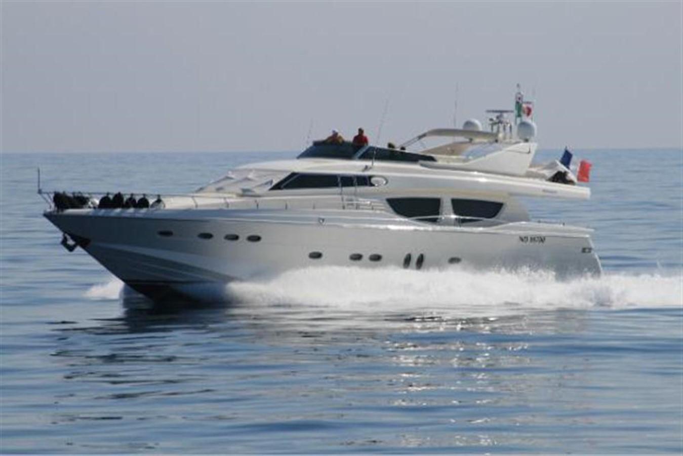 80′ Posillipo Technema 80 2010 yacht for sale