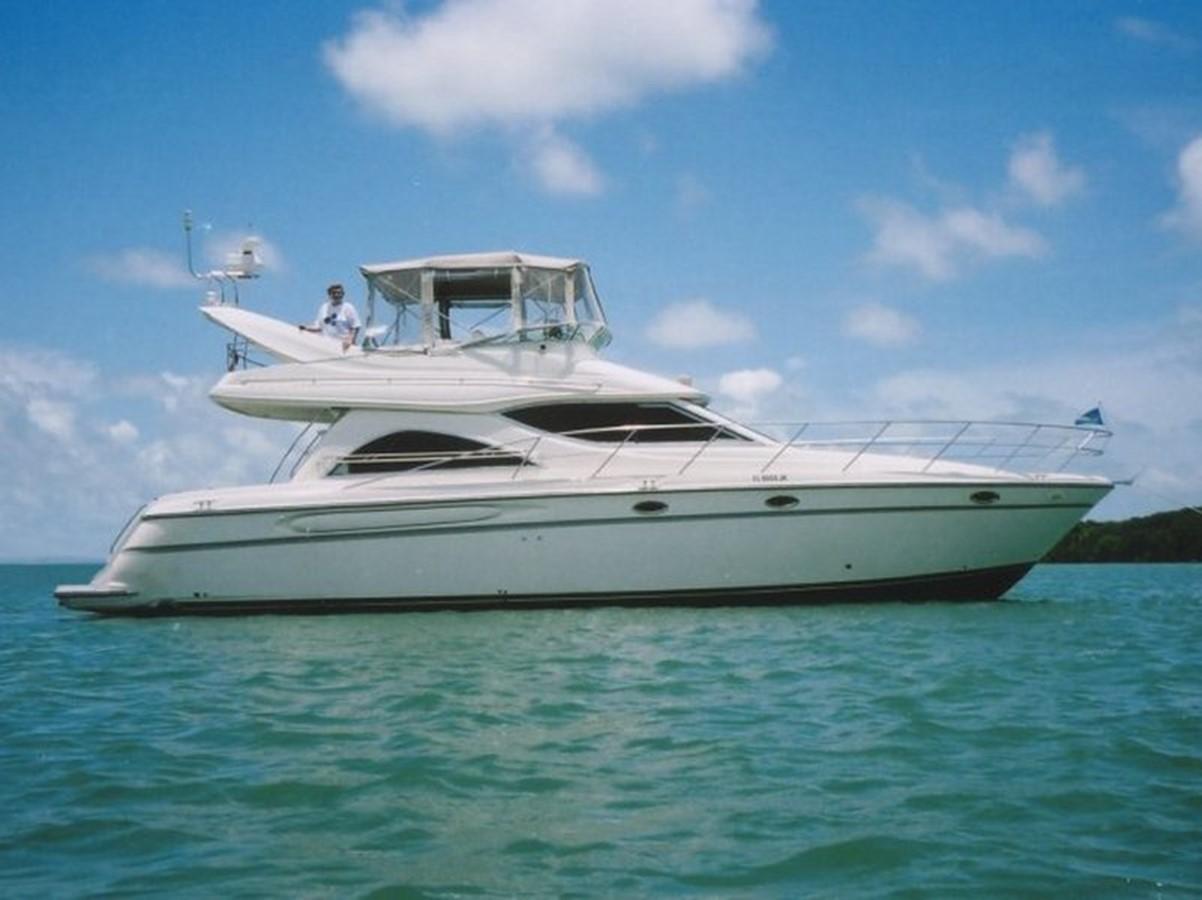 1998 MAXUM 4600 SCB Motor Yacht 1287
