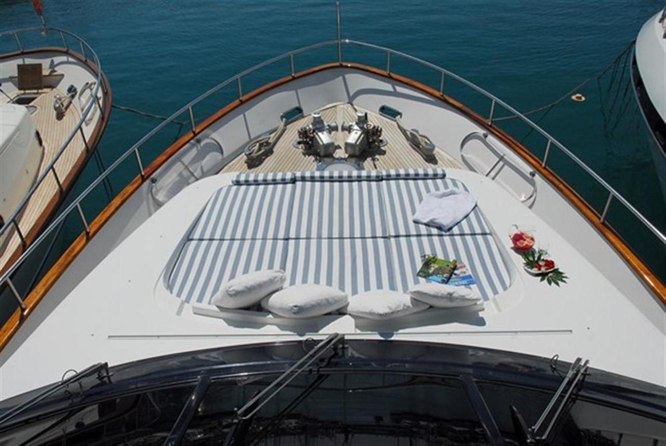 2003 SANLORENZO flybridge Motor Yacht 303974