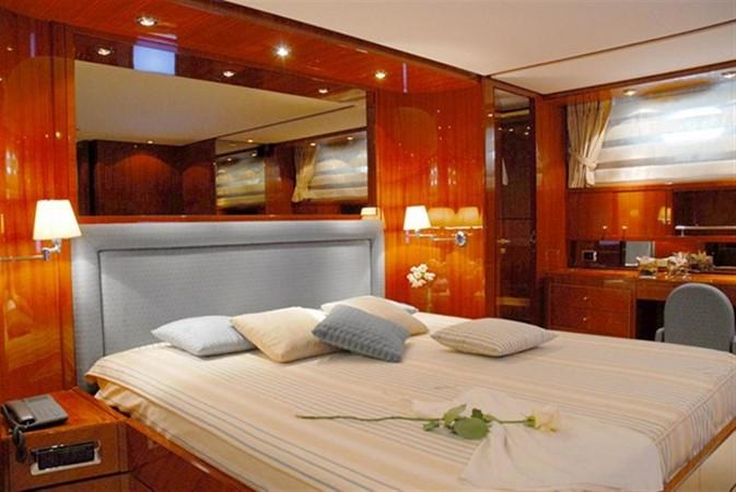 2003 San Lorenzo flybridge Motor Yacht 303969