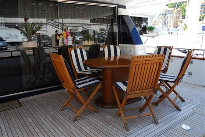 2003 San Lorenzo flybridge Motor Yacht 303973