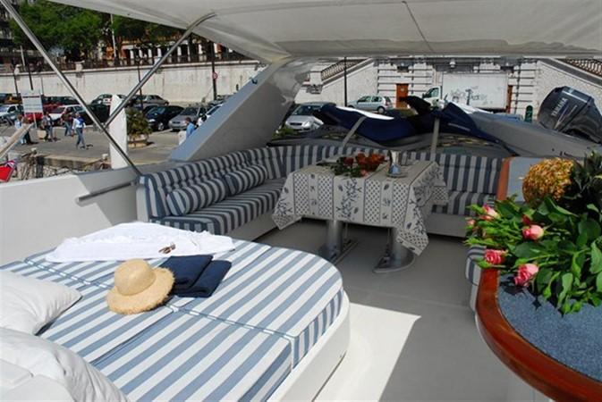 2003 San Lorenzo flybridge Motor Yacht 303975