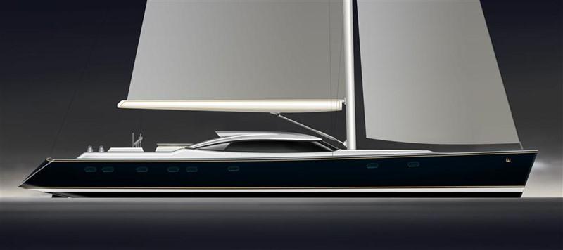 2012 CUSTOM performance Cruising Yacht Performance Sailboat 412428