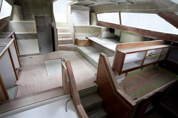 2012 CUSTOM performance Cruising Yacht Performance Sailboat 412430