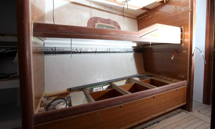2012 CUSTOM performance Cruising Yacht Performance Sailboat 412432