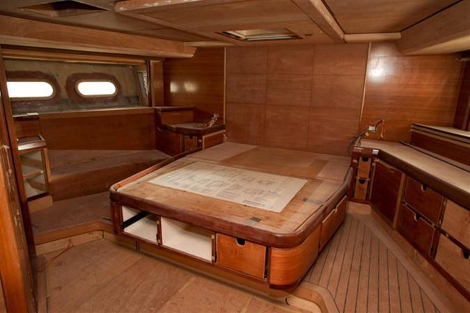 2012 CUSTOM performance Cruising Yacht Performance Sailboat 412433