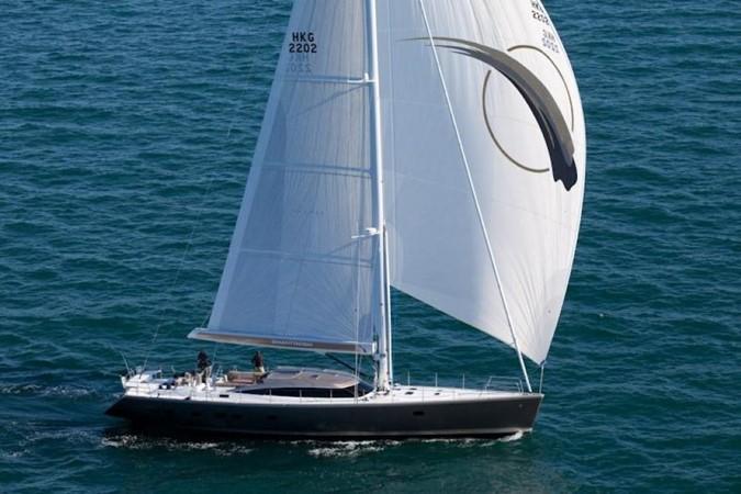2012 CUSTOM performance Cruising Yacht Performance Sailboat 514600