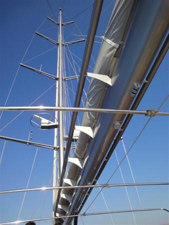Sylver K mast 2008 Noble Yachts 32SY Cruising Sailboat 416324