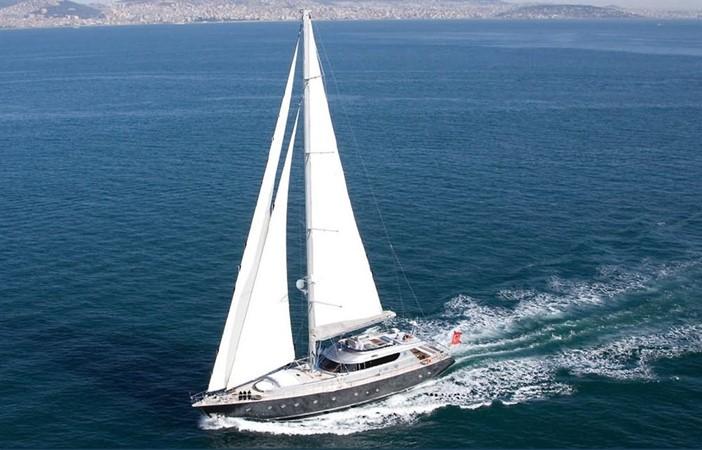 Sylver K sailing profile 2008 Noble Yachts 32SY Cruising Sailboat 416325