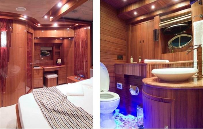 VIP cabin 2 2008 Noble Yachts 32SY Cruising Sailboat 416331