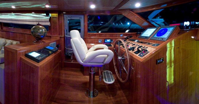 Wheel house 2008 Noble Yachts 32SY Cruising Sailboat 416340