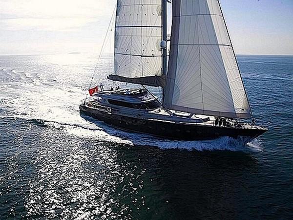 Sylver K sailing 2 2008 Noble Yachts 32SY Cruising Sailboat 428296