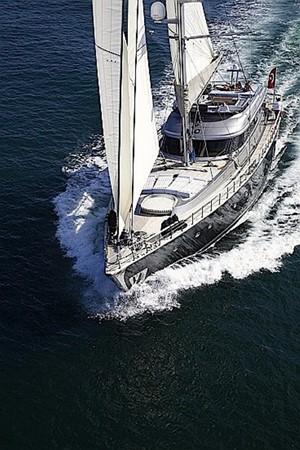 Sylver K sailing 2008 Noble Yachts 32SY Cruising Sailboat 428299
