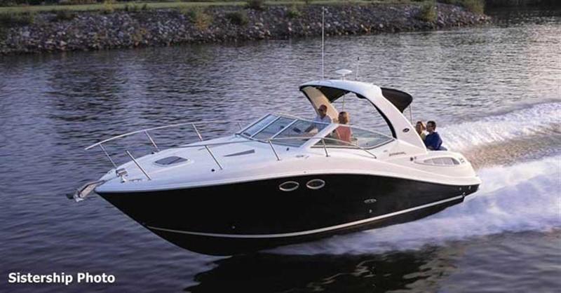 2007 SEA RAY 290 Sundancer Motor Yacht 422239