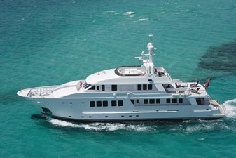 INACE YACHTS 111' YACHT EXPLORER NEW BUILD 121998