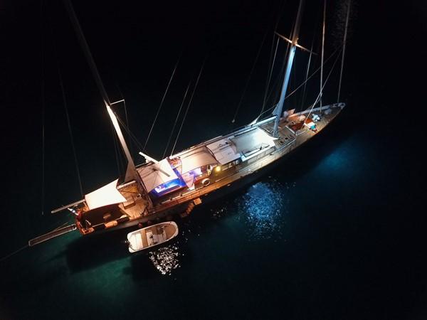1967 CAMPER & NICHOLSONS Cutter Rigged Ketch Classic Yacht 2432471