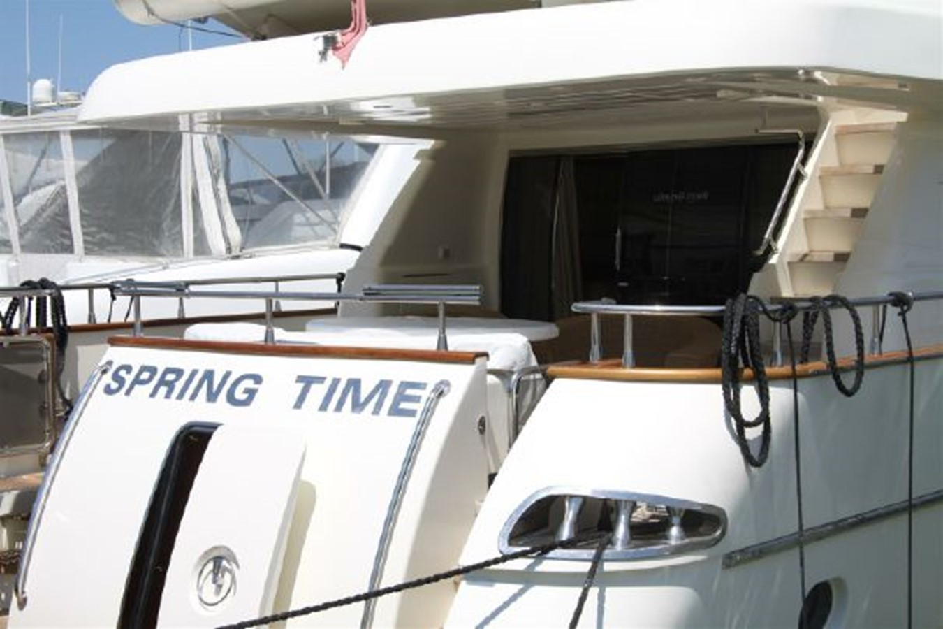 Spring Time yacht for sale