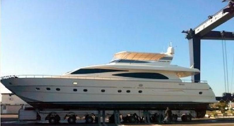 2004 CANADOS 80S Mega Yacht 1092223