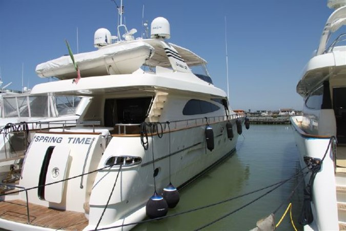 2004 CANADOS 80S Mega Yacht 1092226