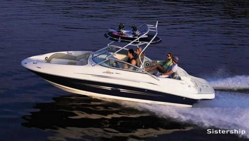 2007 SEA RAY 220 Sundeck Motor Yacht 453823
