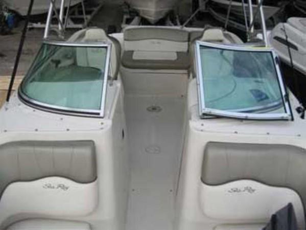 2007 SEA RAY 220 Sundeck Motor Yacht 453824