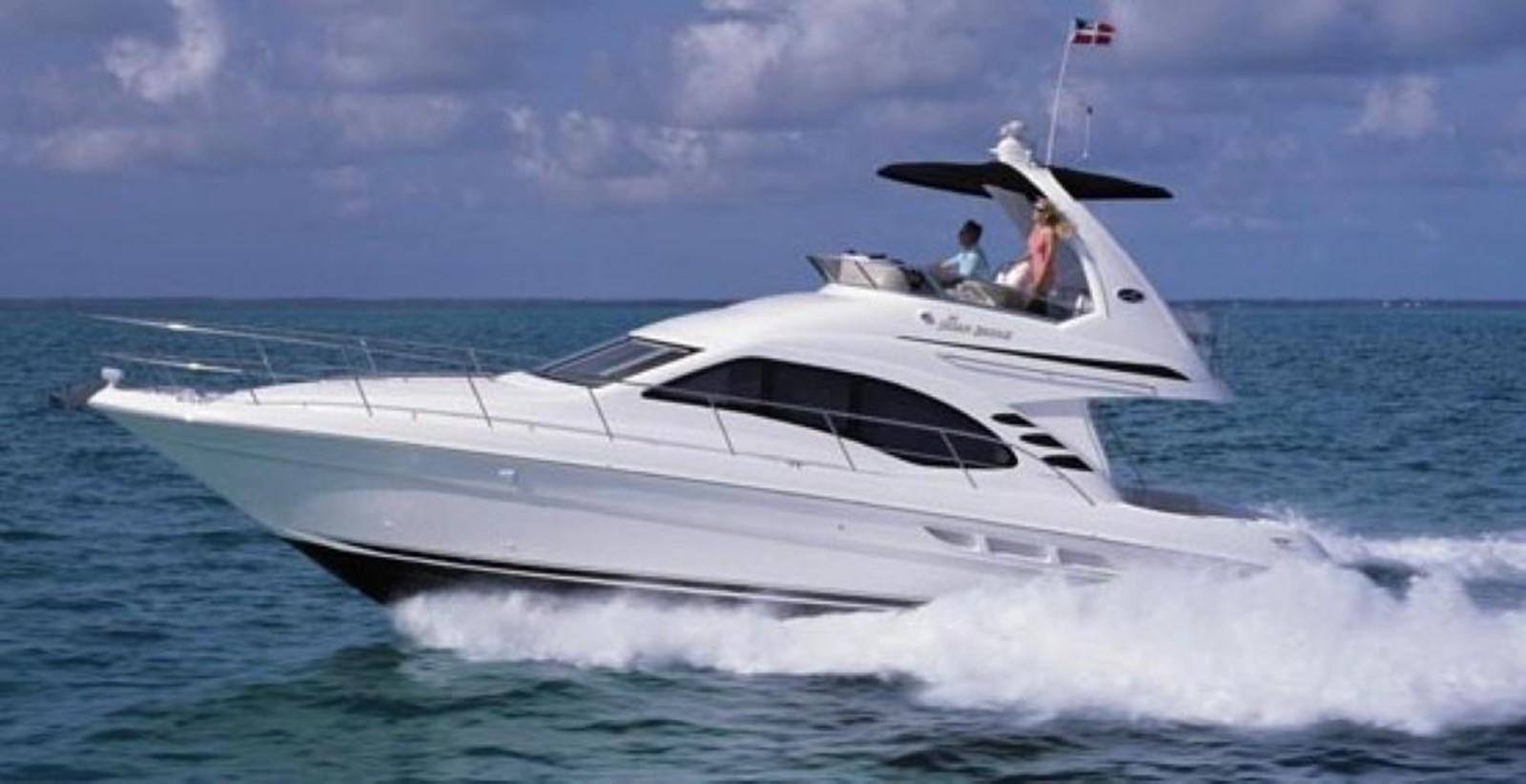 2006 SEA RAY 44 Sedan Bridge Motor Yacht 500540