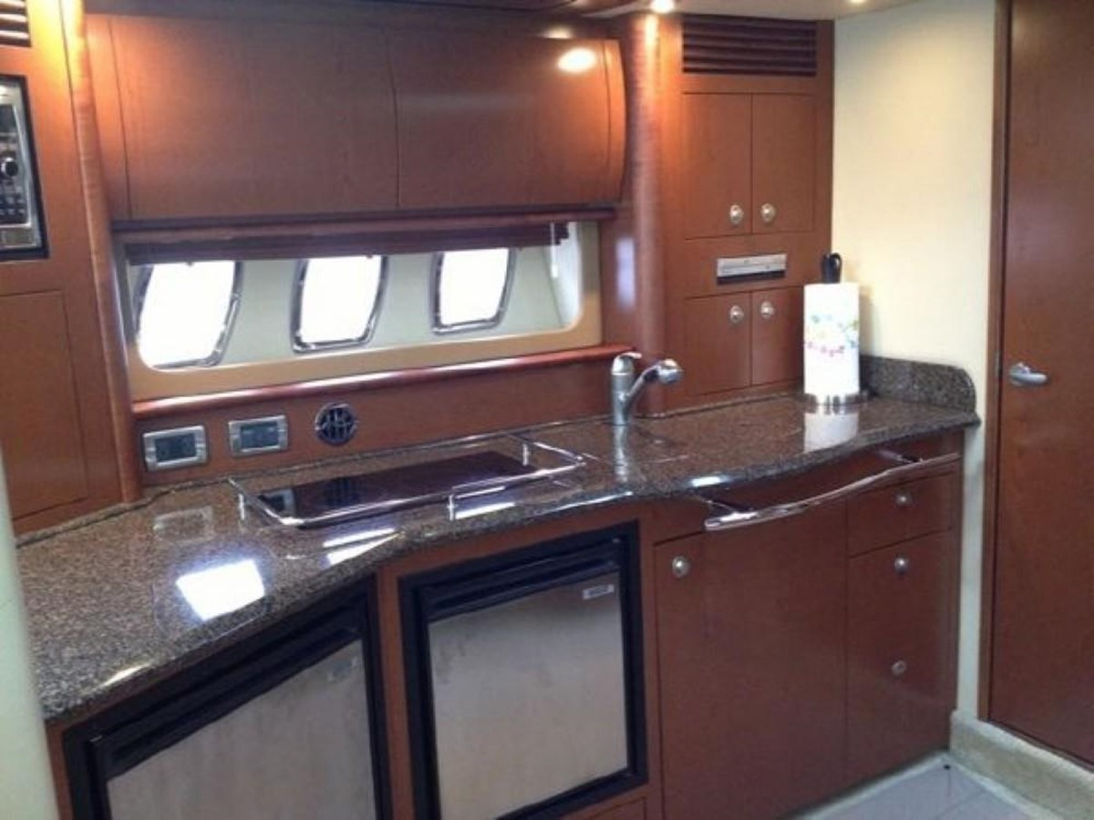 2007 SEA RAY 40 Sundancer Cruiser 500235