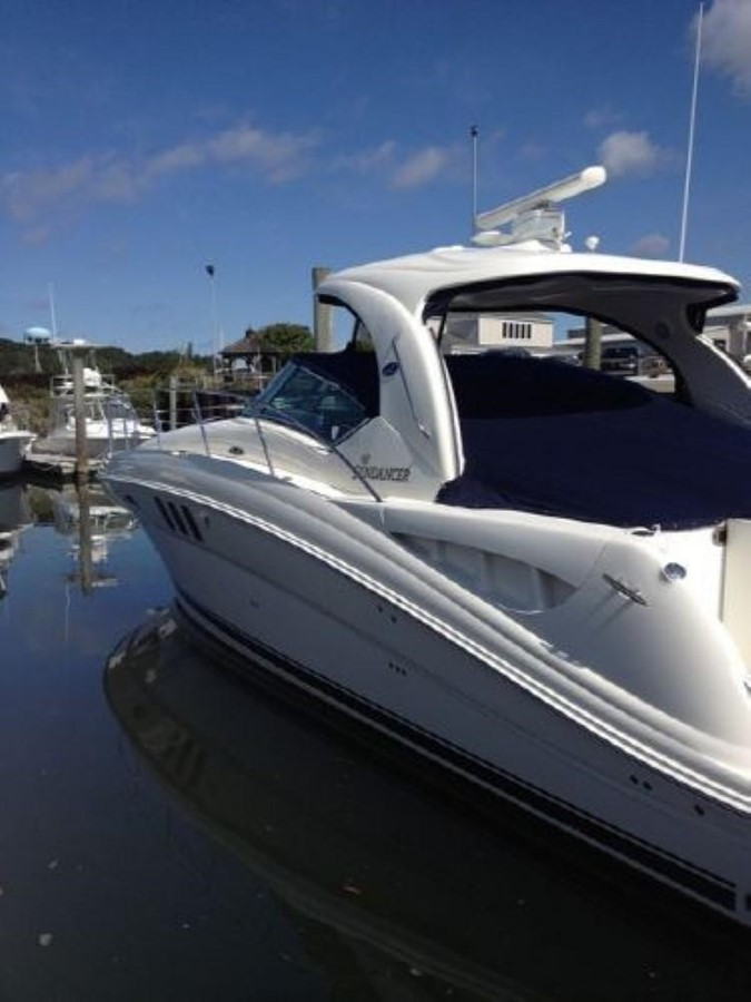2007 SEA RAY 40 Sundancer Cruiser 500238