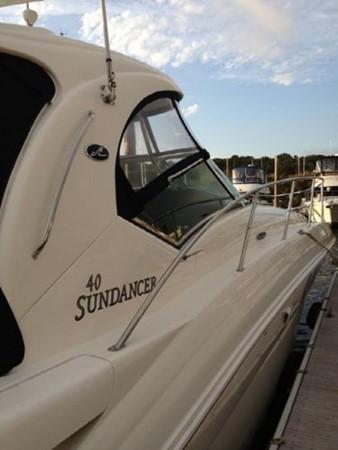 2007 SEA RAY 40 Sundancer Cruiser 500228
