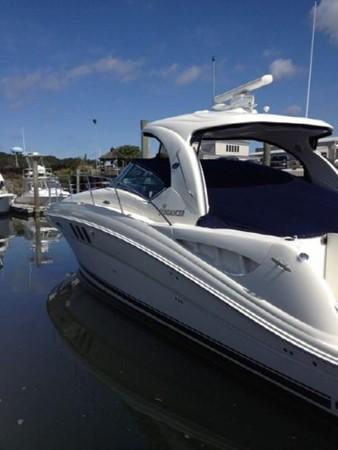 2007 SEA RAY 40 Sundancer Cruiser 500238