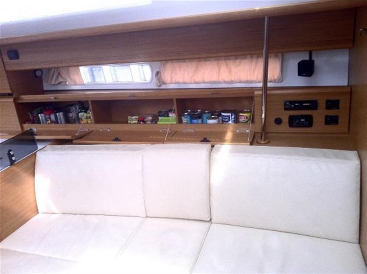 2010 JEANNEAU 53 Motorsailor 424036