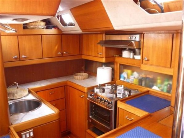 1989 STANDFAST 52 Motorsailor 424157