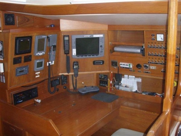 1989 STANDFAST 52 Motorsailor 424161