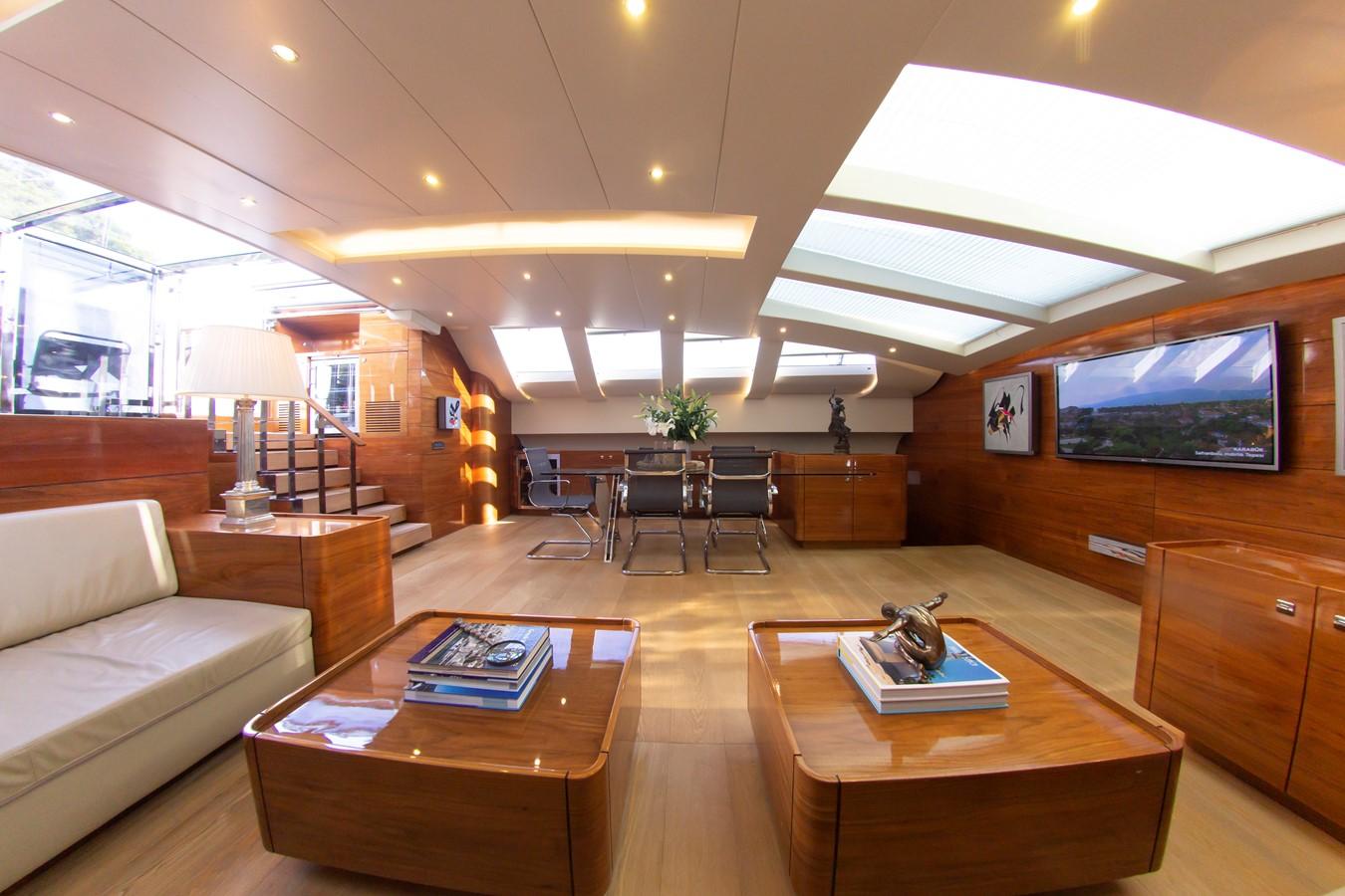 Salon  2012 Aydos Yatcilik  Performance Sailboat 2602964