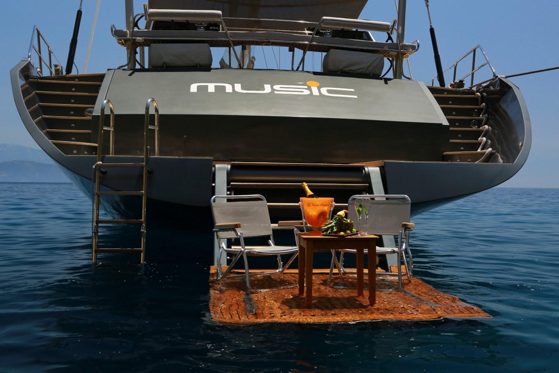 Swim Platform 2012 Aydos Yatcilik  Performance Sailboat 2603020