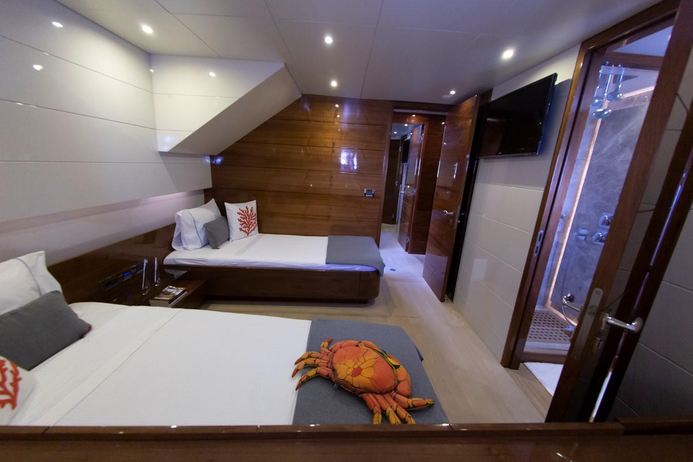 Twin Guest 2012 Aydos Yatcilik  Performance Sailboat 2603022