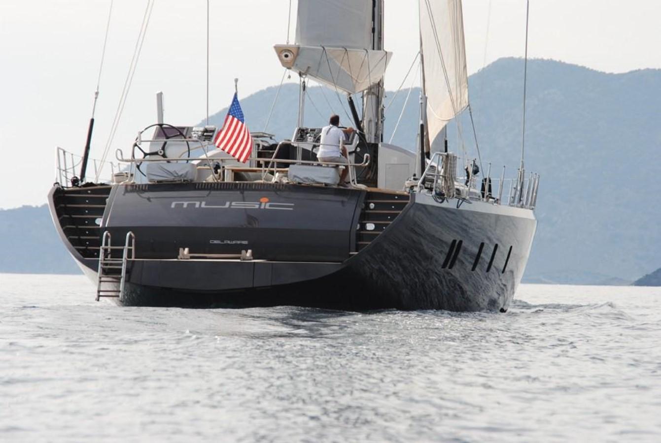 Aft Profile 2012 Aydos Yatcilik  Performance Sailboat 613474