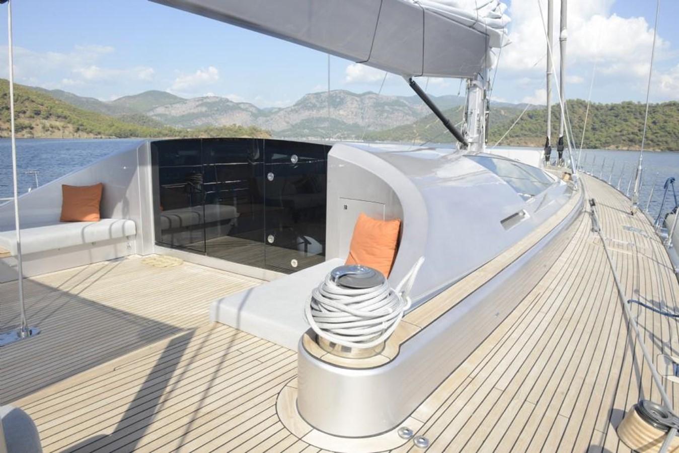 Deck 2012 Aydos Yatcilik  Performance Sailboat 613475