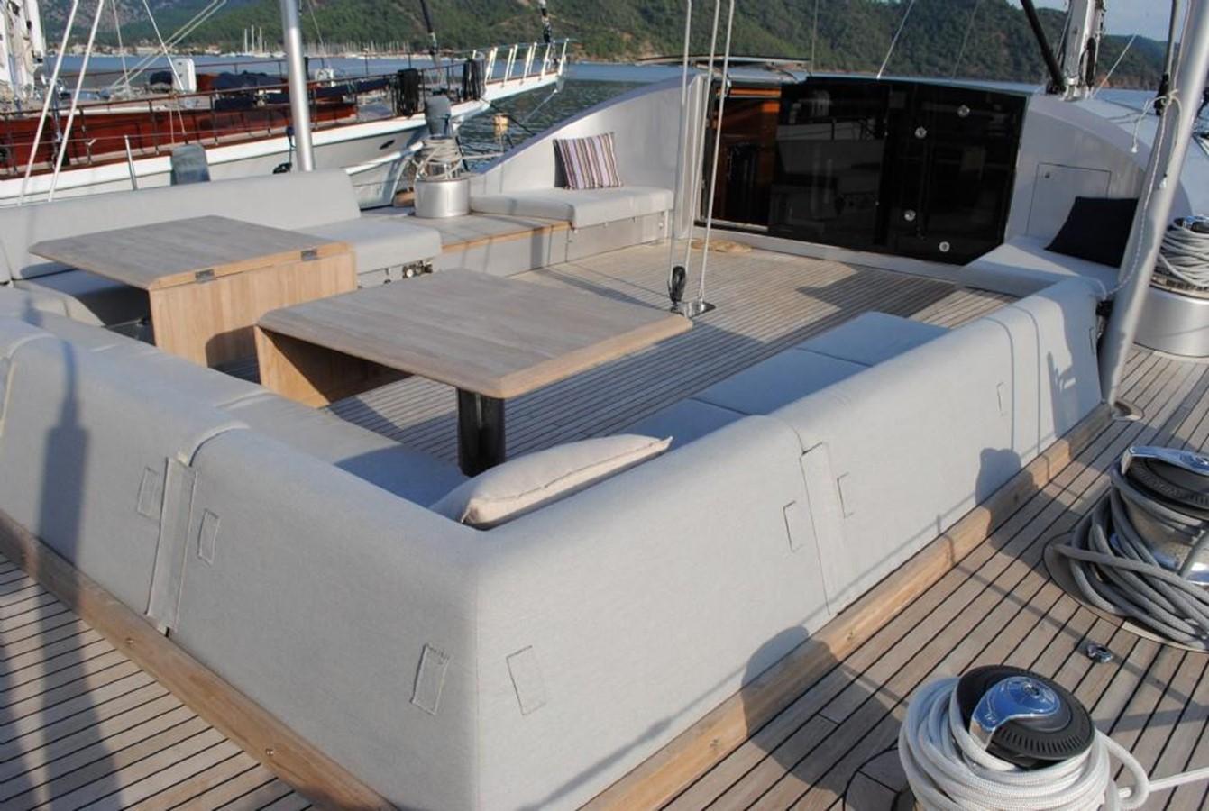Cockpit 2012 Aydos Yatcilik  Performance Sailboat 613481