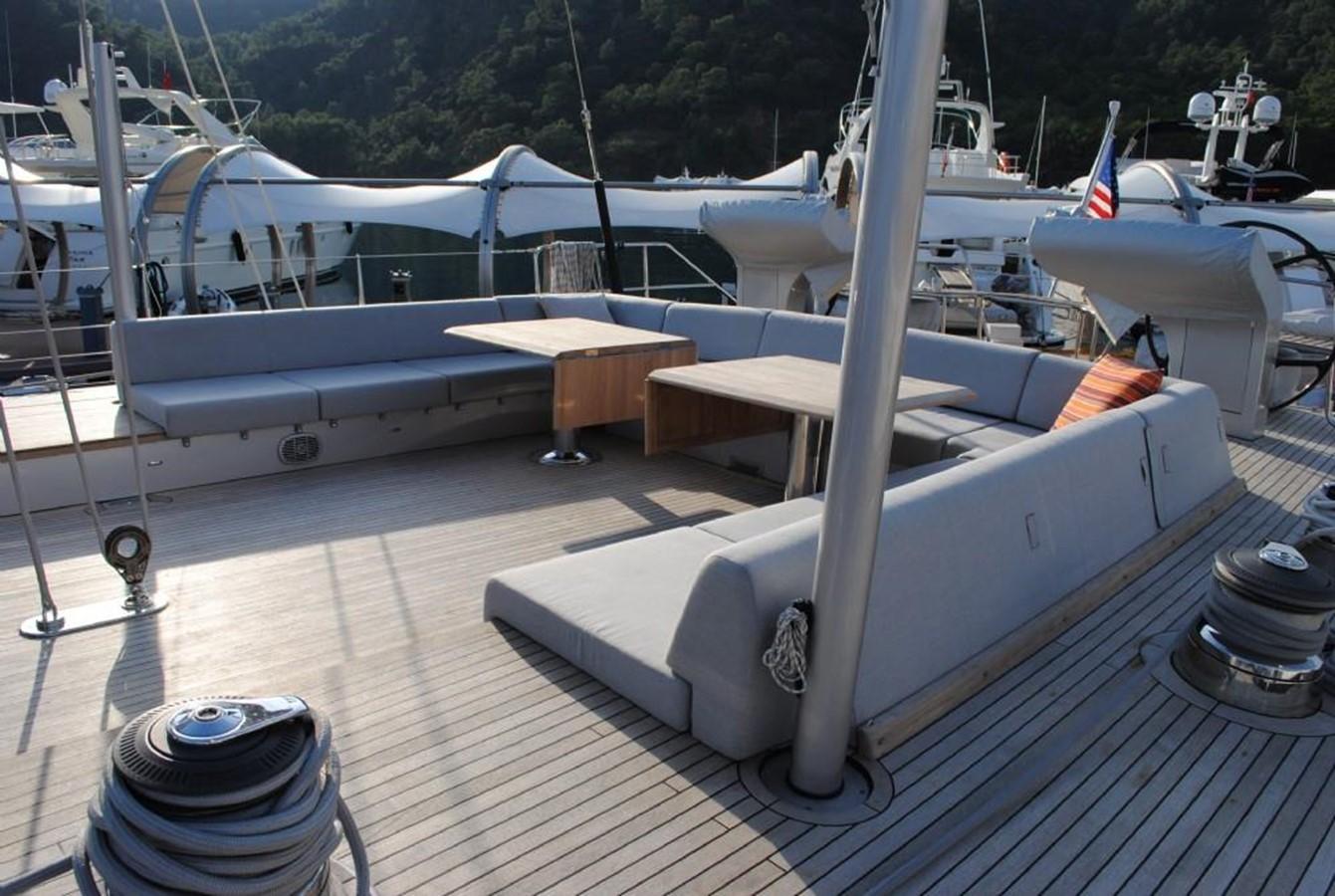 Cockpit 2012 Aydos Yatcilik  Performance Sailboat 613486