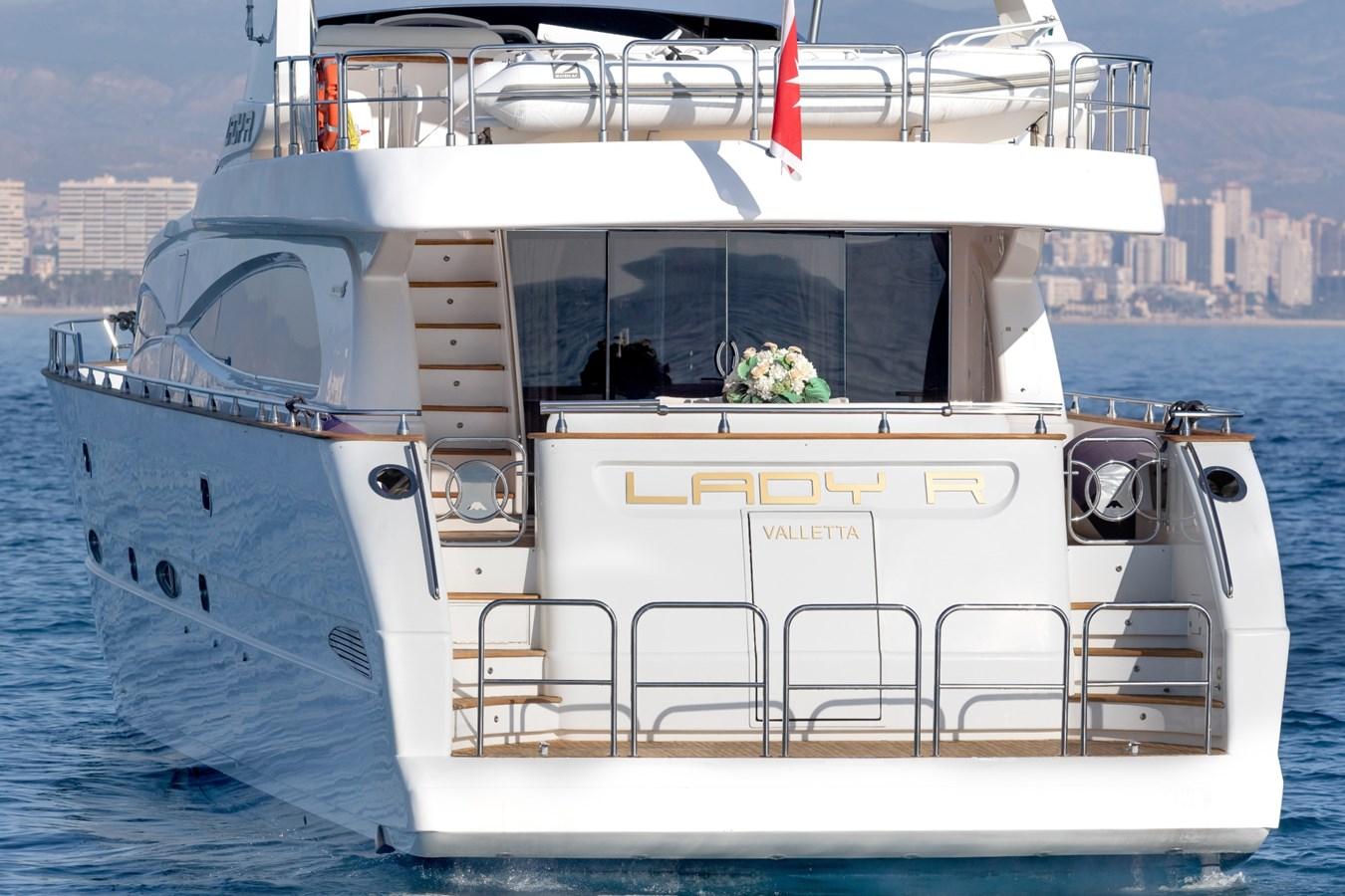 2003 ASTONDOA 95 GLX Motor Yacht 2762544