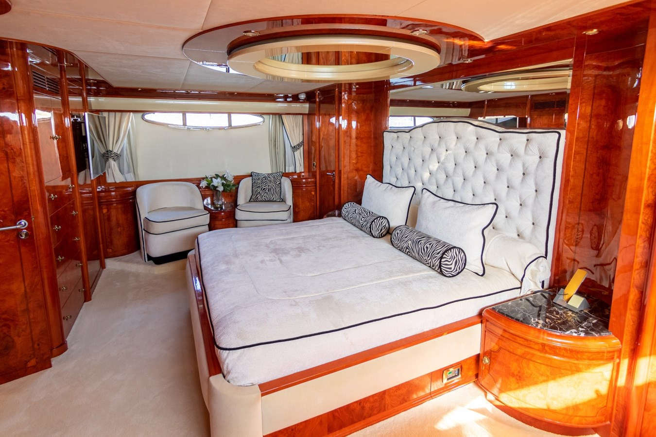 2003 ASTONDOA 95 GLX Motor Yacht 2762545
