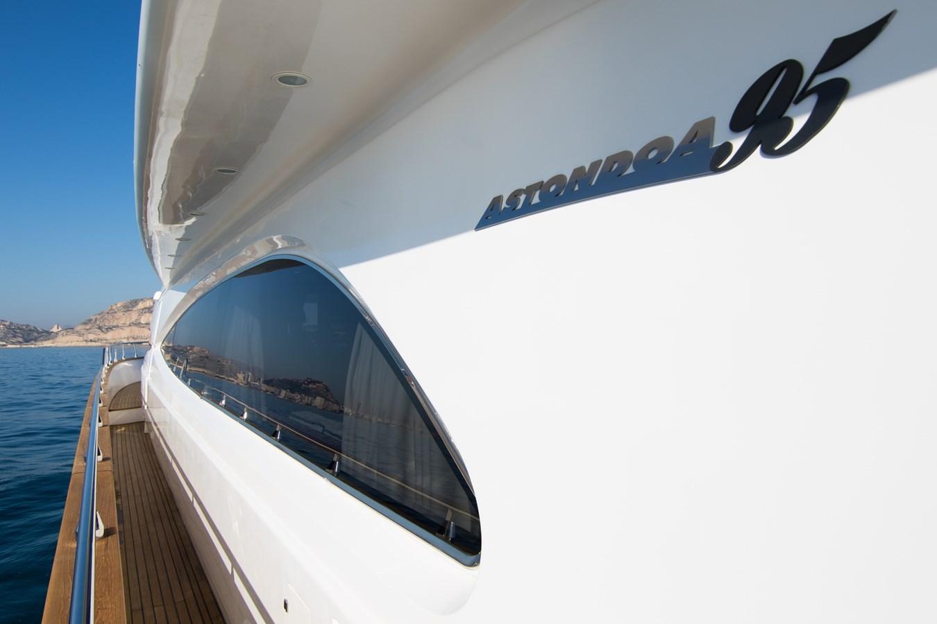 2003 ASTONDOA 95 GLX Motor Yacht 2762548