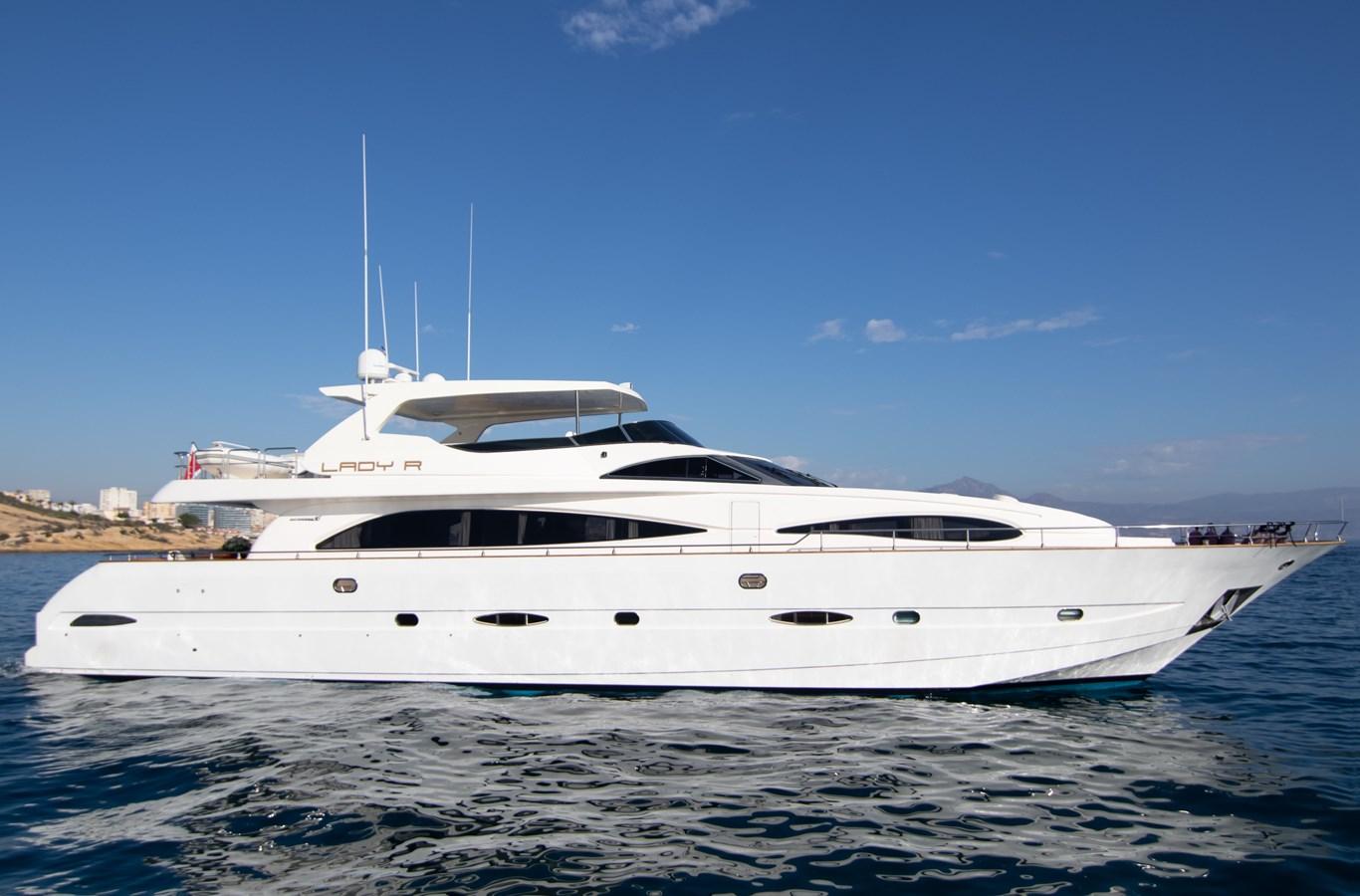 2003 ASTONDOA 95 GLX Motor Yacht 2762549