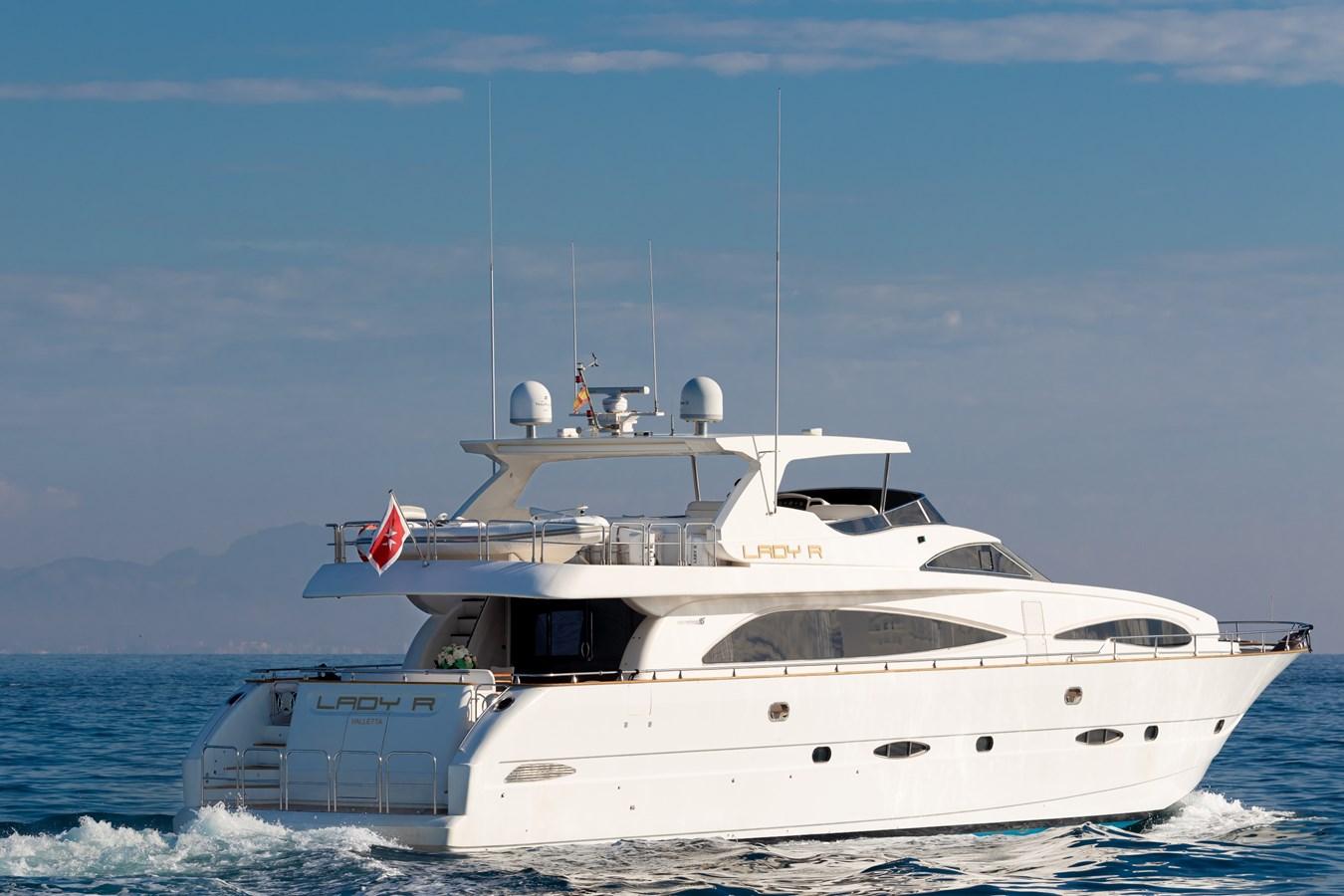 2003 ASTONDOA 95 GLX Motor Yacht 2762550