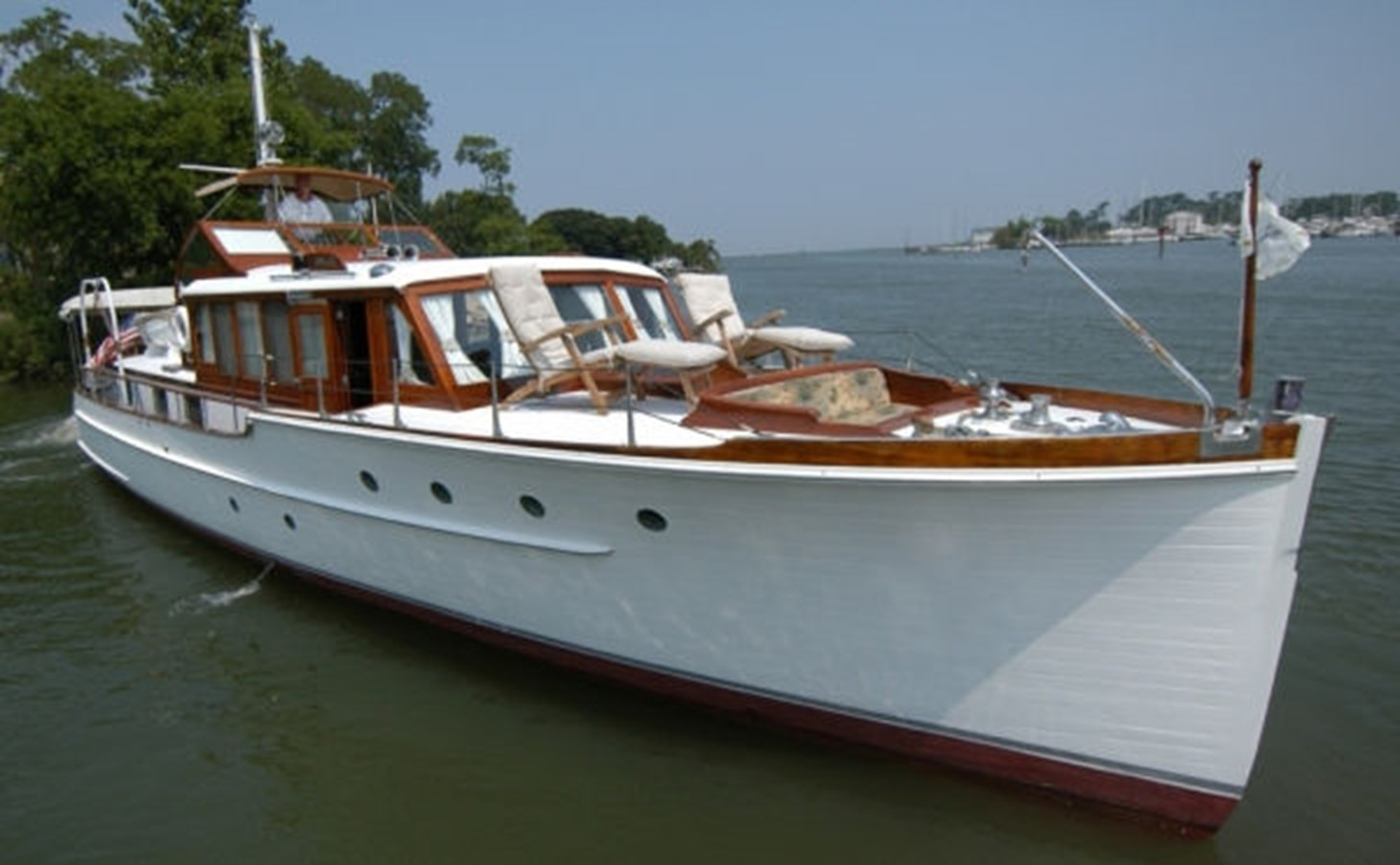 53' Elco - Profile Picture - 53 ELCO MARINE For Sale