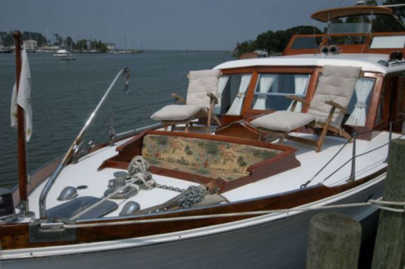 53' Elco - Bow - 53 ELCO MARINE For Sale