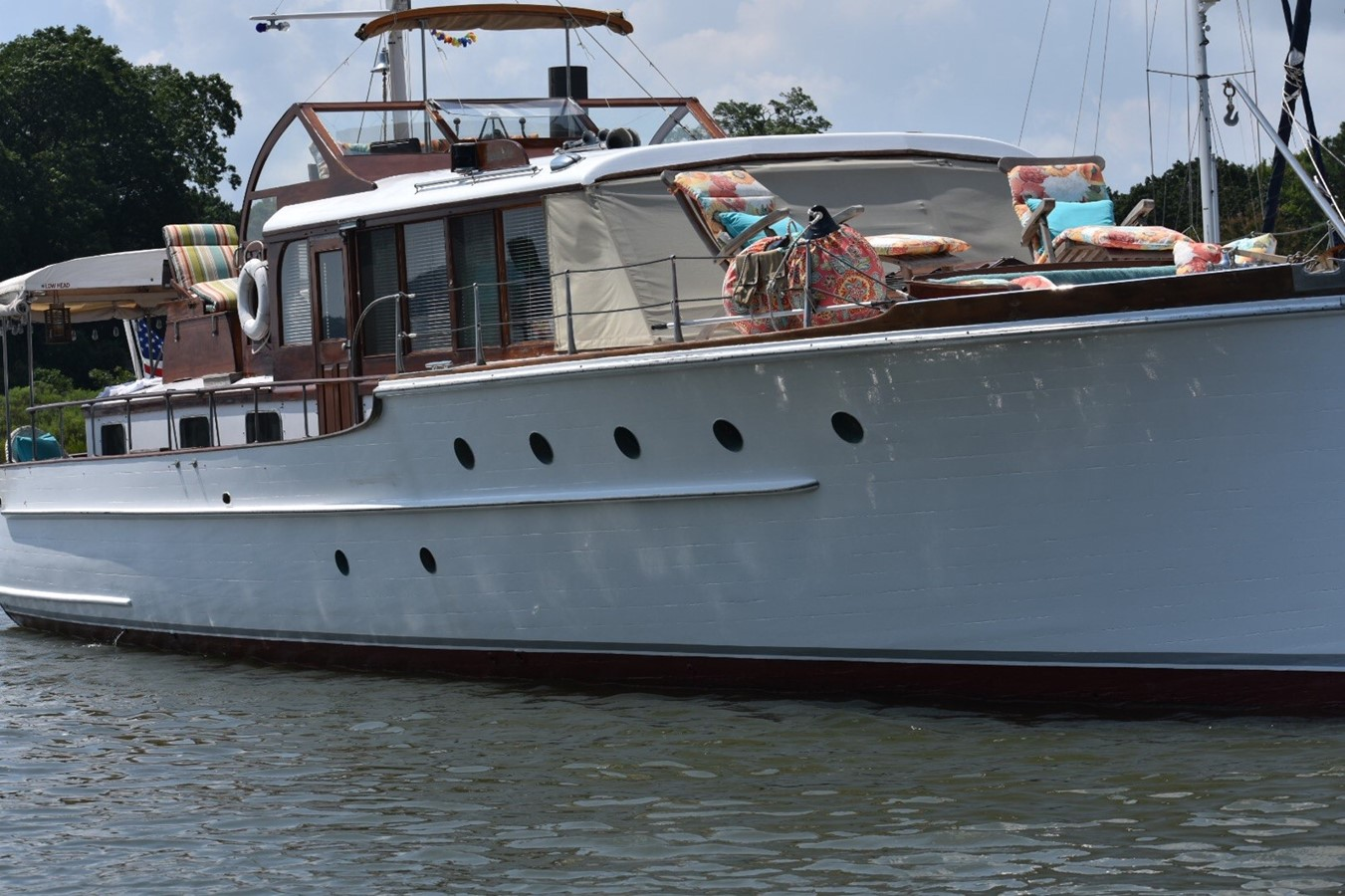 profile3 - 53 ELCO MARINE For Sale