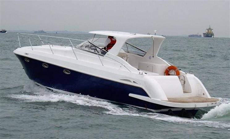 2008 CUSTOM Sport Cruiser Motor Yacht 634510